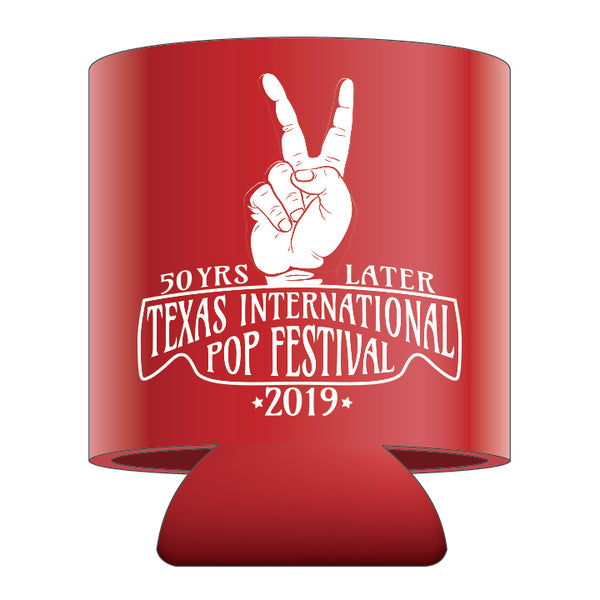 Texas International Pop Festival - Koozie
