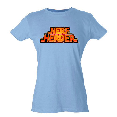 Nerf Herder - Ladies' Retro Fade Tee