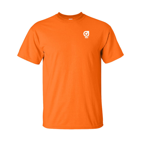 Orange Leaf Austin Uniform Store - Staff Tee (Orange)