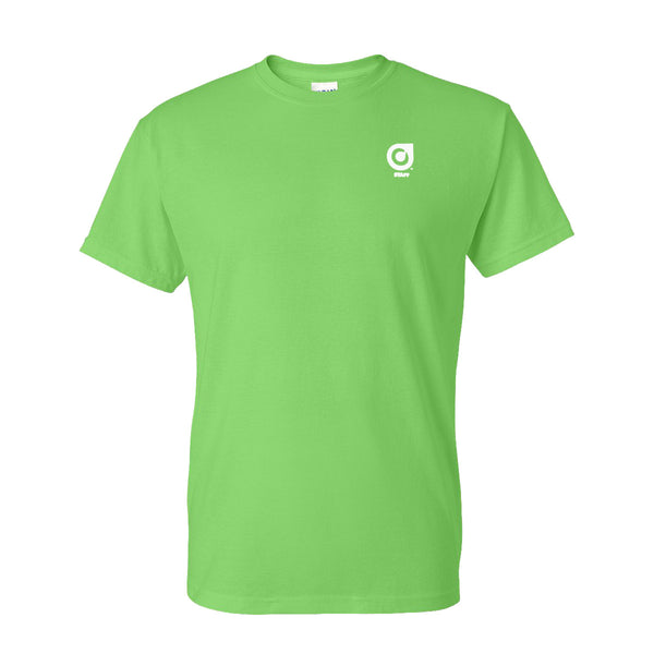 Orange Leaf Austin Uniform Store - Staff Tee (Green)