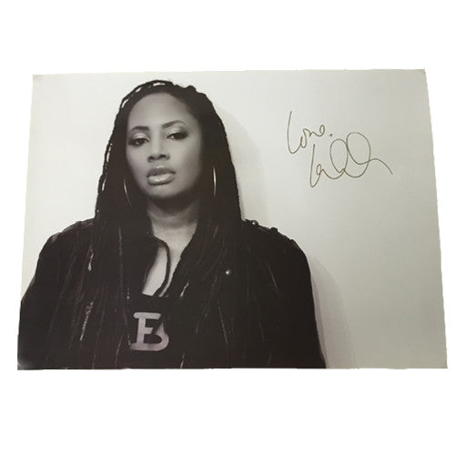 Lalah Hathaway - Autographed Poster