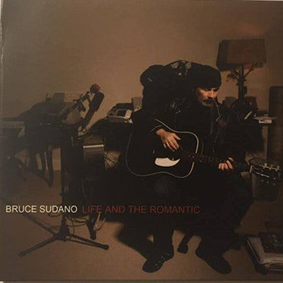 Bruce Sudano - Life And The Romantic CD (RARE)