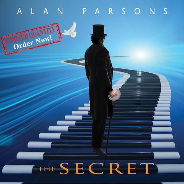 Alan Parsons - The Secret Limited Edition Blue Vinyl