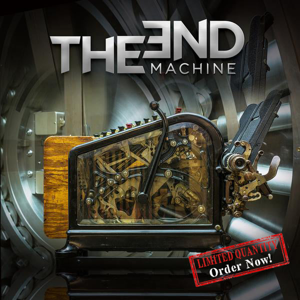 The End Machine - Black Colored Vinyl
