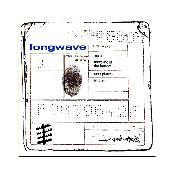 Longwave - White 5 Song EP