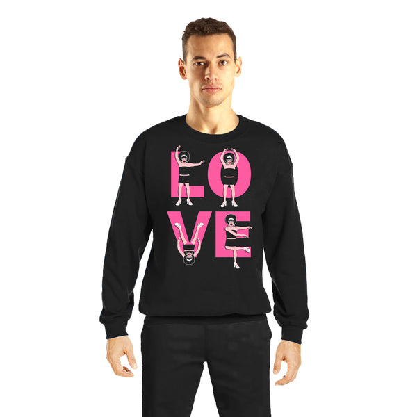 Miss Richfield 1981 - L-O-V-E Sweatshirt