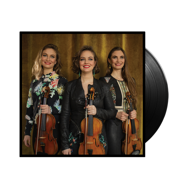 The Quebe Sisters - Self Titled LP