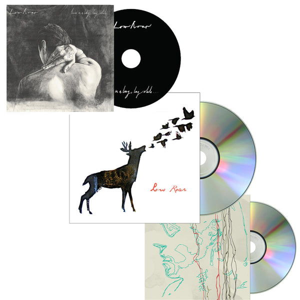 Low Roar - CD Bundle