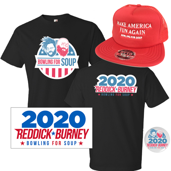 Bowling For Soup - Make America Fun Again Bundle
