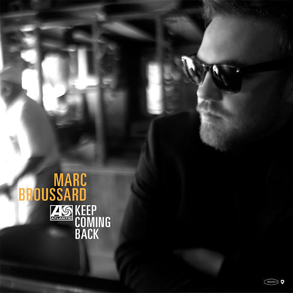 Marc Broussard Keep Coming Back Vinyl Bandwear