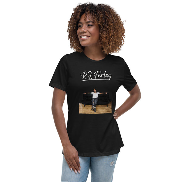 P.J. Farley - Womens Couch Tee