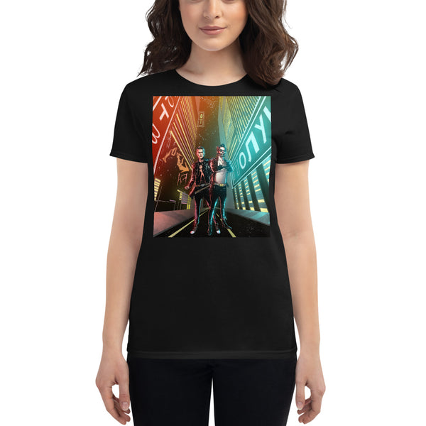 Dead By Midnight - Women's Street Tee
