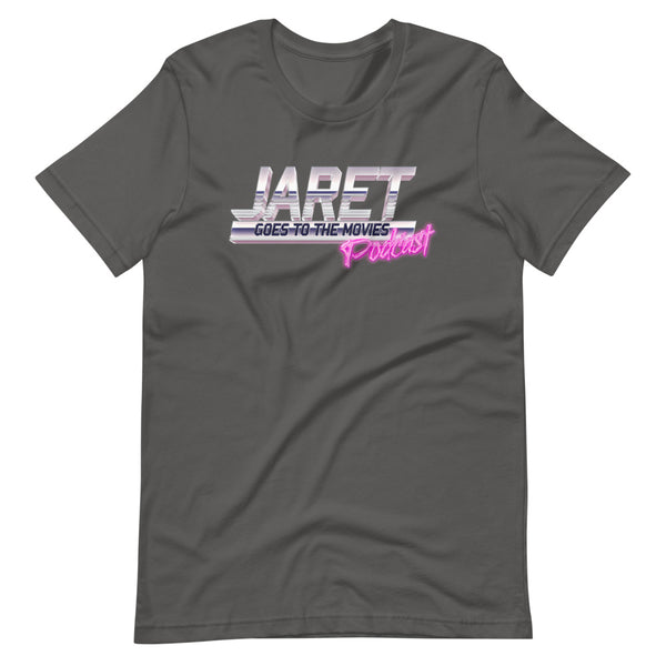 Jaret Goes To The Movies - Metal Logo Tee