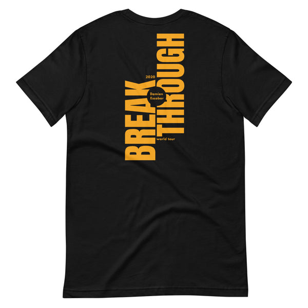 Damien Escobar - Breakthrough Tour Tee (Black)