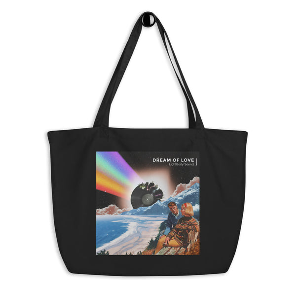 LightBody Sound - Dream of Love Tote Bag One Size