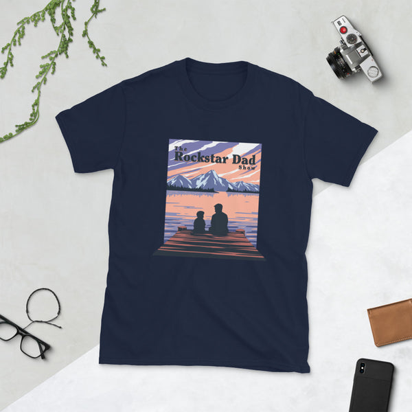 Rockstar Dad Show - Father and Son Tee