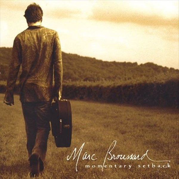 Marc Broussard - Momentary Setback CD