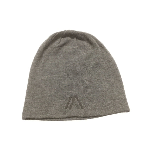 Nothing More - Grey Logo Beanie