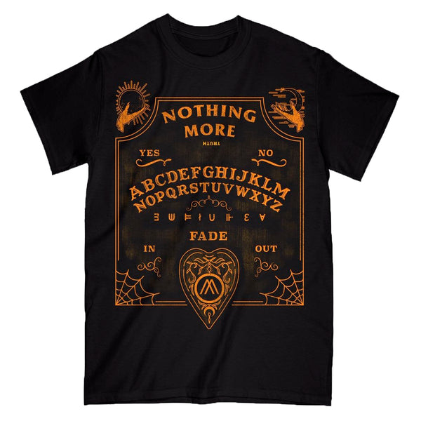 Nothing More - Ouija Board Tee (PRESALE 10/21/19)
