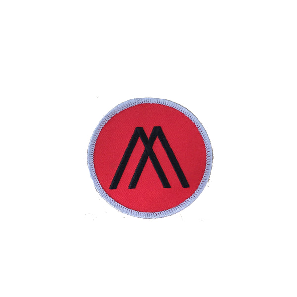 Nothing More - Red Logo Patch