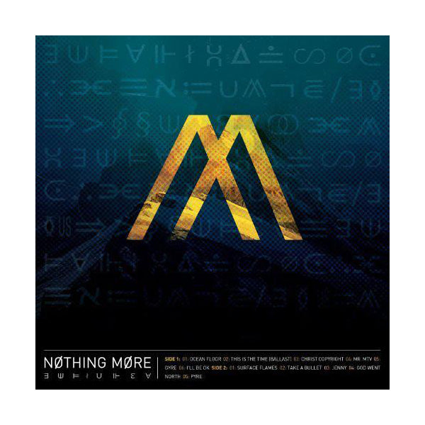 Nothing More - Self Titled Autographed Vinyl