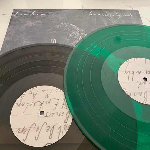 Low Roar - Once In A Long, Long While... Colored Vinyl