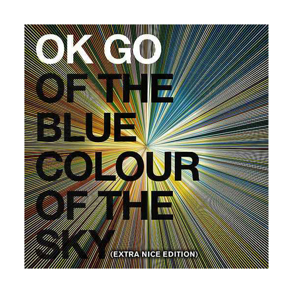 OK Go - Of The Blue Colour Of The Sky CD (With Bonus Tracks)