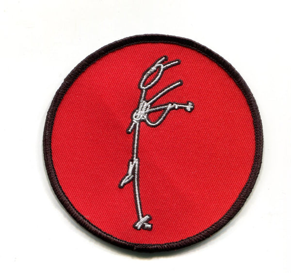 TUFSTRINGS - El Diablo Embroidered Patch