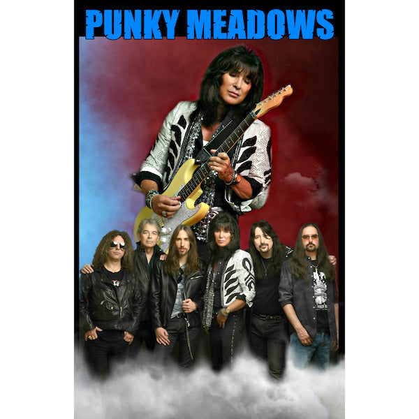 Punky Meadows - Band Poster (PRESALE)