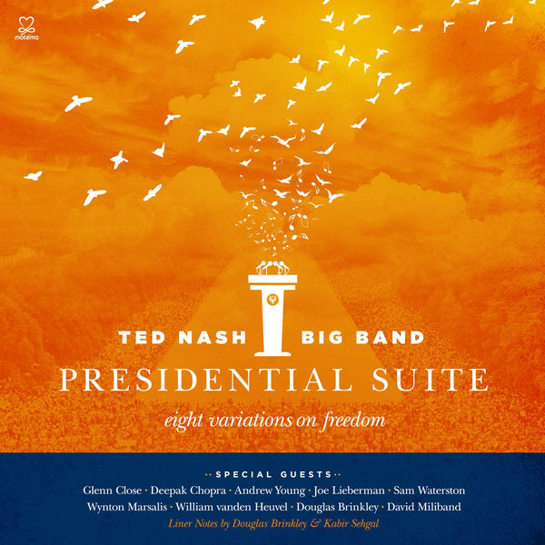 Ted Nash Big Band - Presidential Suite (Digital Download)