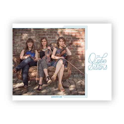 "The Quebe Sisters - ""Couch"" Photo"