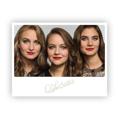 "The Quebe Sisters - ""Headshot"" Photo"