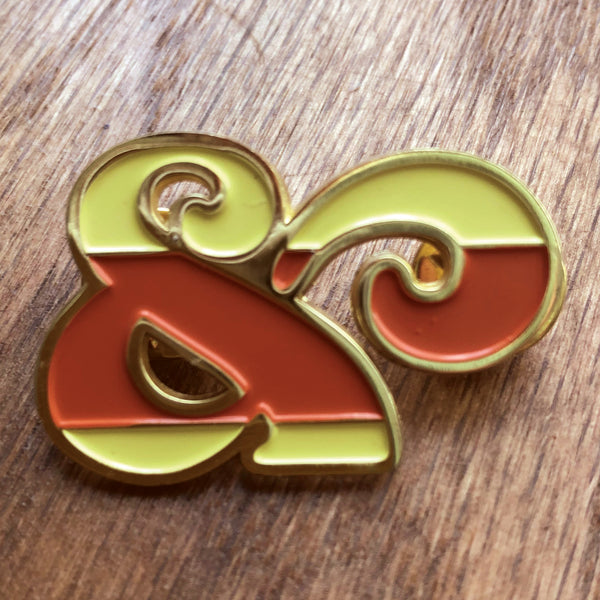 Sammy Rae - Logo Pin