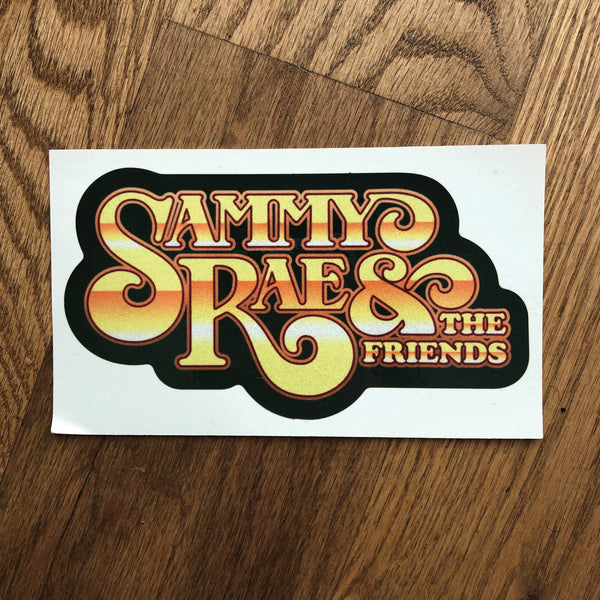 Sammy Rae - Logo Sticker