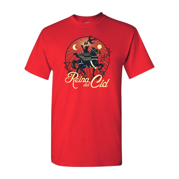 Reina del Cid - Red Horse Tee