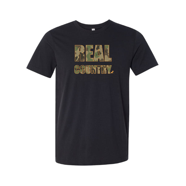 Tumbleweed - Real Country Camo Tee