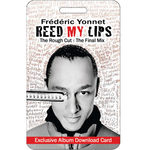 Frederic Yonnet - Reed My Lips Download Card