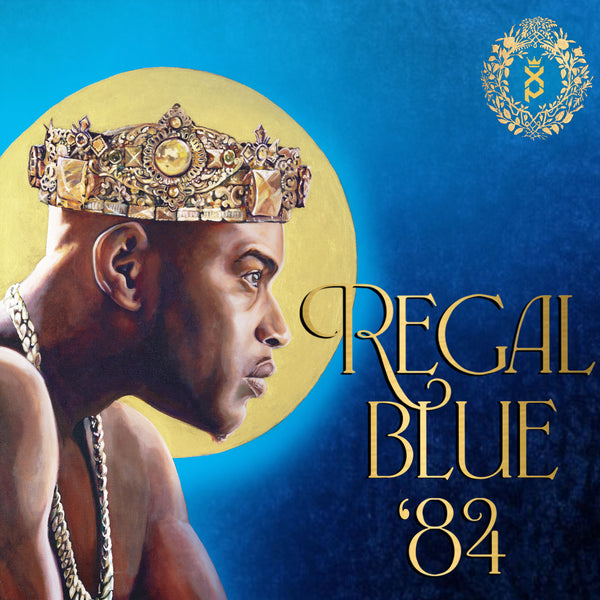 Xperience - Regal Blue '84 Vinyl (PRESALE Spring 2021)
