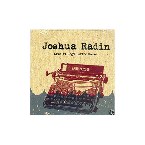 Joshua Radin - Live At Reg's Coffee House EP