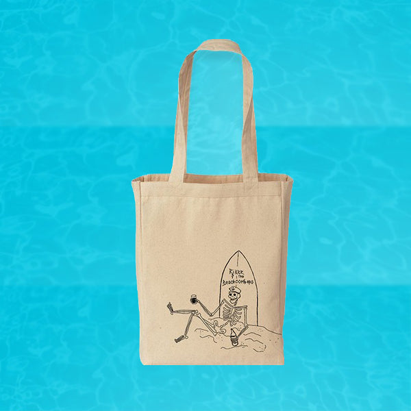 Riker and The Beachcombers - Tote Bag