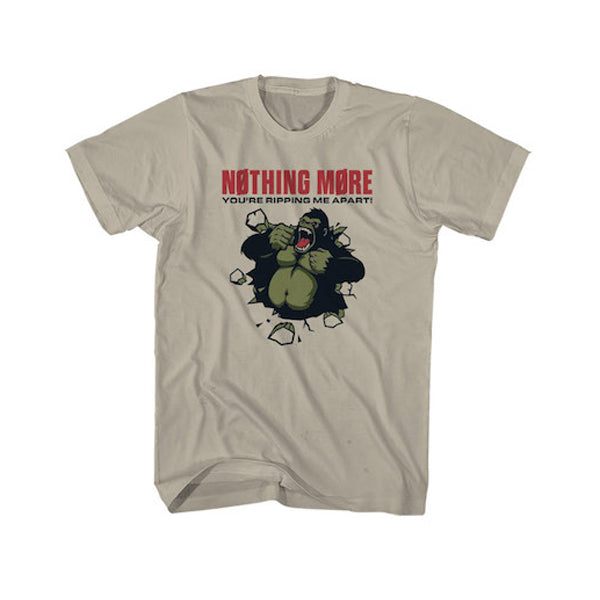Nothing More - Ripping Me Apart Gorilla Tee