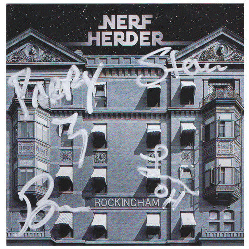 Nerf Herder - Rockingham CD