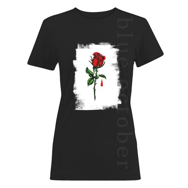 Blue October - IHYH Rose Fall 2018 Ladies Tour Tee