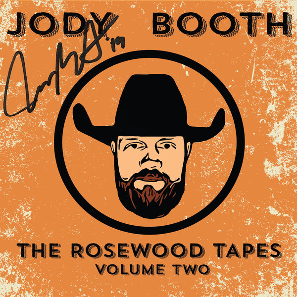 Jody Booth - The Rosewood Tapes Volume Two EP (Autographed)