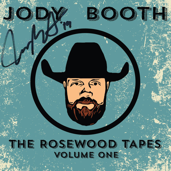 Jody Booth - The Rosewood Tapes Volume One EP (Autographed)