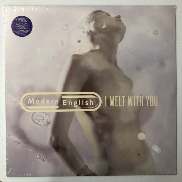 "Modern English - I Melt With You RSD Limited Edition 12 "" Vinyl (With Art by Vaughn Oliver)"