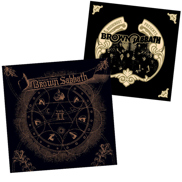 Brownout - Brown Sabbath CD Bundle