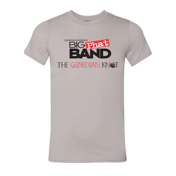 Gordon Goodwin's Big Phat Band - The Gordian Knot Tee