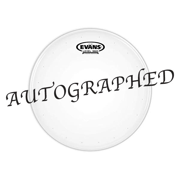 Fastball - Signed Drum Head (PRESALE)