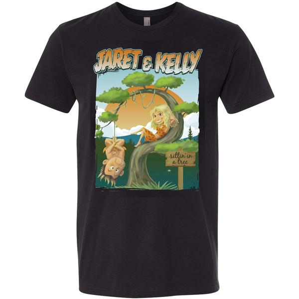 Jaret & Kelly - Exclusive Album Art Shirt